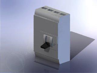 Automat Switchgear NZM4 3 and 4 pols