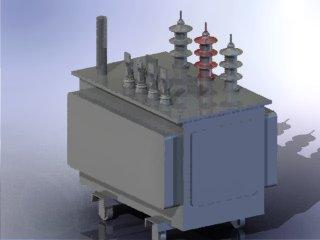 Medium Voltage Transformer 630KVA